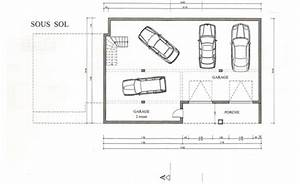 Dimension Garage 1 Voiture : plan garage automobile l 39 impression 3d ~ Medecine-chirurgie-esthetiques.com Avis de Voitures
