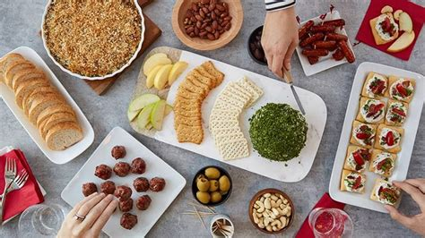 christmas party appetizer menu ideas every appetizer you ll need bettycrocker