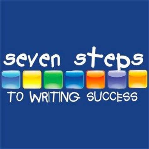 Seven Steps Writing (@sevenstepswrite)  Twitter