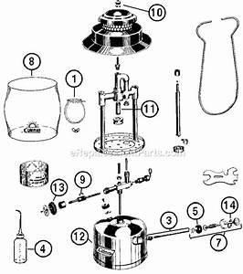 Coleman 237a195 Parts List And Diagram   Ereplacementparts Com