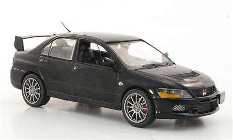 Mitsubishi Lancer Evolution Ix Black Rhd 2006 Vitesse