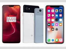 Smartphone Wars What to Expect from the iPhone X2, Google