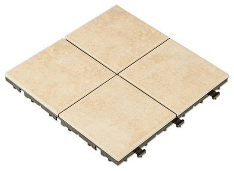 Kontiki Deck Tiles Uk by Kontiki Interlocking Deck Tiles Desert Sand 4 Tiles