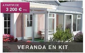 Veranda En Kit Castorama : v randa kit prix ma v randa ~ Melissatoandfro.com Idées de Décoration