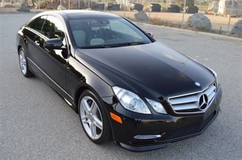 See prices, photos and find dealers near you. Sell used 2013 Mercedes-Benz E550 Coupe! Package 2! AMG Pck! DESIGNO Pck! Loaded! Beauty! in Los ...