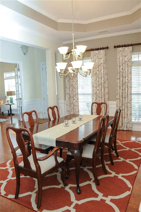 Dining Room Update  Traditional  Dining Room Charlotte