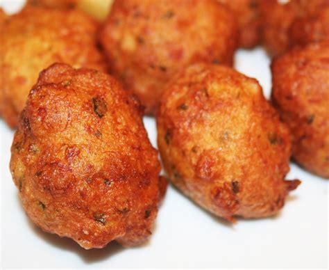 la cuisine de bernard les accras antillais poisson