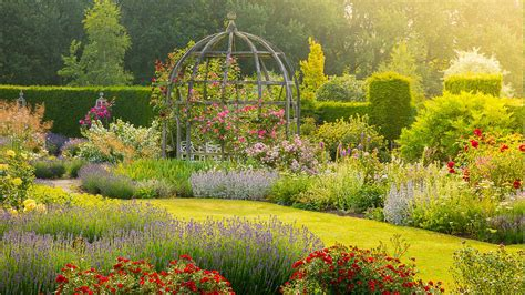 Oxford Garden by Country Houses And Gardens In Oxfordshire Experience