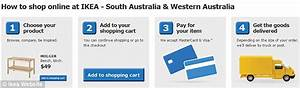 Ikea Shop Online : ikea launches online shopping and home delivery in australia daily mail online ~ A.2002-acura-tl-radio.info Haus und Dekorationen