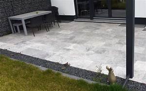 Verlegekreuze Für Terrassenplatten : natursteinterrasse naturstein terrassenplatten bei steinlese ~ Whattoseeinmadrid.com Haus und Dekorationen