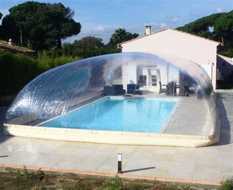 abri piscine abris pour espaces ext 233 rieurs dome cr 233 ation