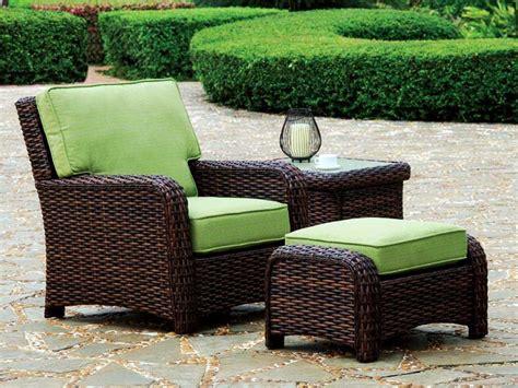 south sea rattan st tropez wicker cushion arm lounge chair