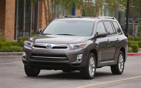 2013 Toyota Highlander Hybrid by Reviews Of 2013 Toyota Highlander Hybrid