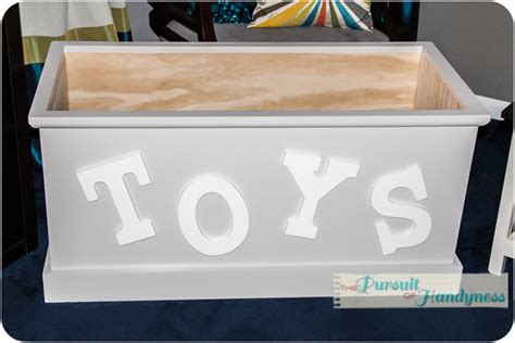 build plans toy box plans ana white wooden coffee table