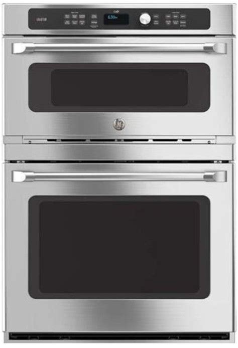 ge cafe ctshss combination wall oven convection wall oven electric wall oven