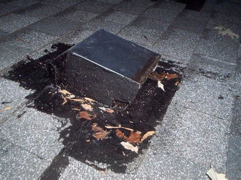 leaking roof vent yanking leaky roof vent in winter can it be done forum bob vila