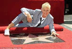Ellen DeGeneres is joined by her lookalike mother Betty ...
