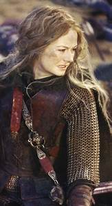 Miranda Otto as Eowyn | Sartorially Smart Heroines  Eowyn