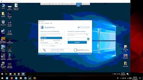 supremo desktop teamviewer alternatives supremo the best remote desktop