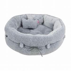 Couffin Pour Chien : couffin pour chien luxe gris lits chiens oh pacha ~ Melissatoandfro.com Idées de Décoration