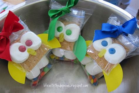 owl s mores dessert up owl snacks creative and 853 | f07ef5b223dc8166aff93afb0e24d562