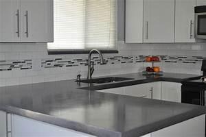 Concrete Countertops - Envison - Traditional - Kitchen