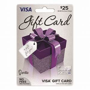 25 Visa Gift Card DoReMe Movement