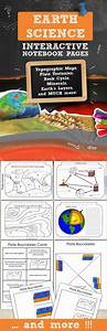 Earth Science  Rock Cycle And Topographic Map On Pinterest