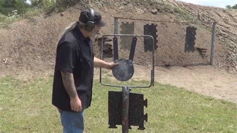 ar gong  rubber gong hangers  scorpius tactical youtube