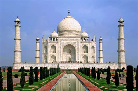 Taj Mahal Definition Story History And Facts Britannica