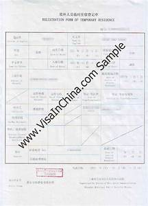 china working z visa and china work permit application With z visa documents