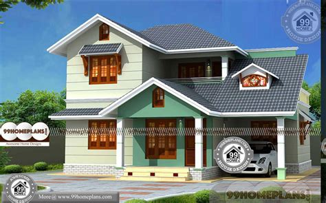 Find ultra modern designs w/cost to build, contemporary home blueprints & more! Kerala Traditional Small House with Double Story Ultra Modern Home Plan