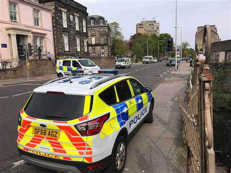 Huge police presence and evacuations after 'suspicious ...