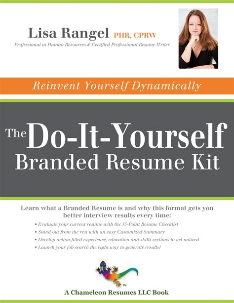 Do It Yourself Professional Resume by Diy Resume Writing Search Services