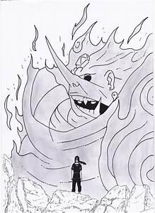 itachi's susanoo ( Naruto Shippuden ) by Ideki-san on ...