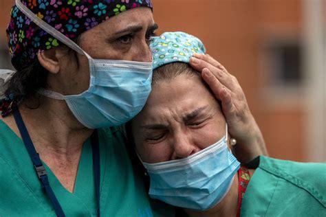 coronavirus deaths surge   worldwide