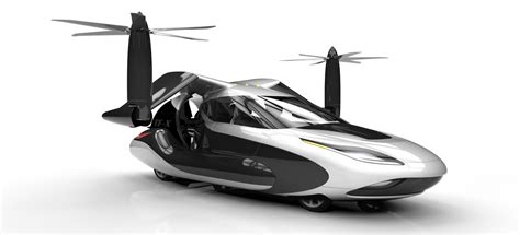 Terrafugia Updates Flying Car Design, Shows Realistic