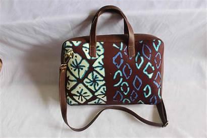 Bags African Trendy Handbags Printed Closing Evening