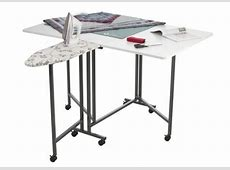 Horn Craft and Hobby Ironing Board Table Moonee Ponds Sewing