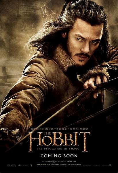 Hobbit Smaug Desolation Posters Character Released Second