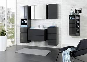 Waschplatz Komplett Set : waschtisch set waschplatz unterschrank schrank komplett set bad m bel ebay ~ Indierocktalk.com Haus und Dekorationen