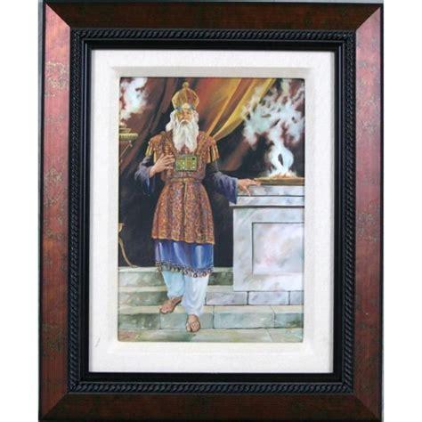 framed canvas sale aaron the priest pastor gift framed canvas sale