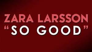 Zara Larsson - ... Dolla Quotes