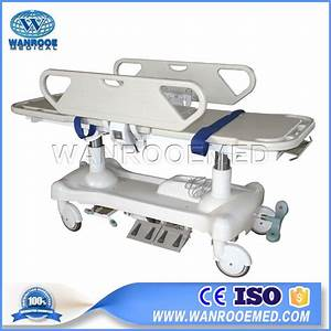Bd111aa Hospital Emergency Electric Transport Stretcher
