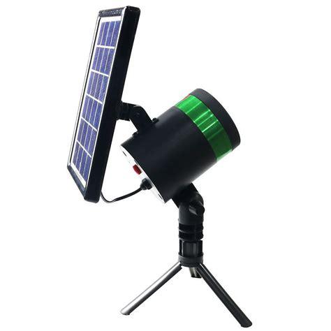 solar laser christmas lights lenoxx indoor outdoor spinning solar laser light lights