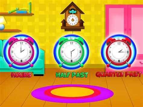Top 10 Telling Time Apps For Kids