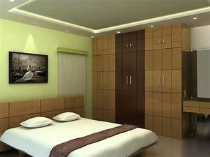 Bedroom interior gayatri creations for Image iterior decoration of bed room