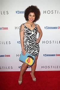 Joy Villa At The Los Angeles Premiere Of Hostiles At