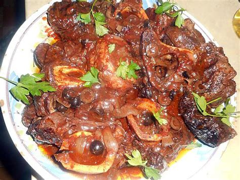 recette de jarret de boeuf 224 la camarguaise
