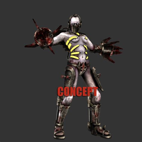 coverup image female fleshpound mod for killing floor